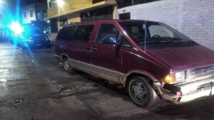 En rápida acción, recupera SSP vehículo robado en Morelia