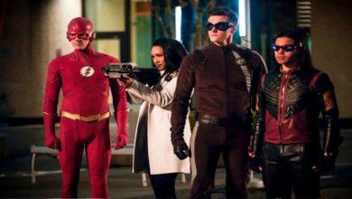 """Photo of Despiden a actor de """"The Flash"""" por mensajes racistas"""