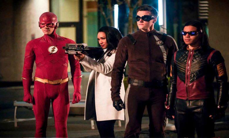 """Despiden a actor de """"The Flash"""" por mensajes racistas"""