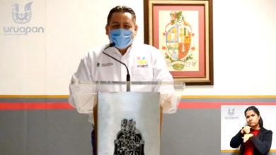 Photo of Anuncia Víctor Manríquez nuevas medidas para frenar COVID-19