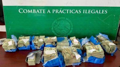 Photo of Decomisan en Aduana de Matamoros divisas por más de 375 mil dólares