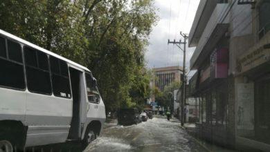 Photo of Blvd. García de León comienza temporada de lluvias con inundaciones.