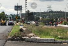 Photo of Auto mata a peatón afuera de la Mega al sur de Morelia