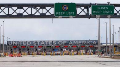 Photo of Plantean extender cierre en la frontera entre México y Estados Unidos hasta agosto