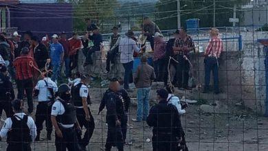 Photo of Desactiva SSP jaripeo por desacato a las normas sanitarias ante el COVID-19, en Tarímbaro