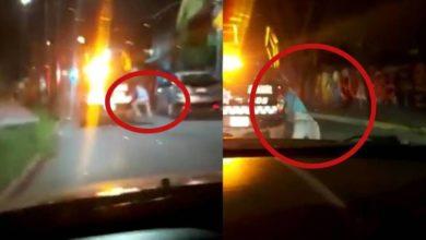 Photo of VIDEO: Captan a policía que «arrastró» con patrulla a detenido
