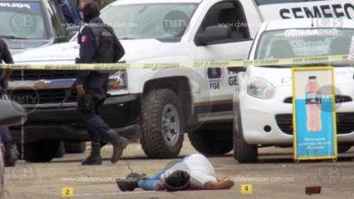 Photo of Lo asesinan a balazos a unos pasos de la clínica del IMSS Uruapan