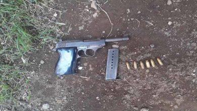 Photo of Asegura SSP arma de fuego, en Uruapan