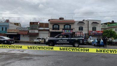 Photo of Balacera en Uruapan deja un muerto y un herido