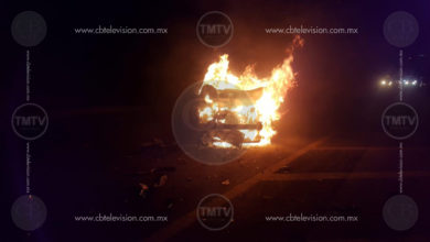 Photo of Sube a 5 muertos por choque de camionetas de la salida a Salamanca