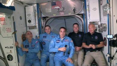 Photo of Tripulación del SpaceX inicia viaje de regreso a la Tierra