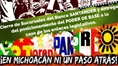Photo of CNTE tomará bancos en varias ciudades en Michoacán