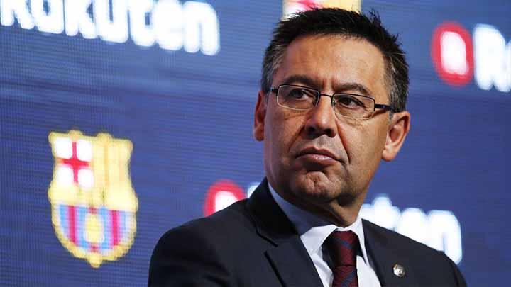 Bartomeu condiciona su renuncia a la permanencia de Messi
