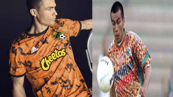 Troleo; Juventus presentó su jersey homenaje a los Jaguares de Chiapas