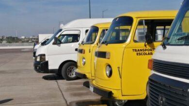 Photo of Transportistas de escolares registran pérdidas de hasta 40 mil pesos por unidad