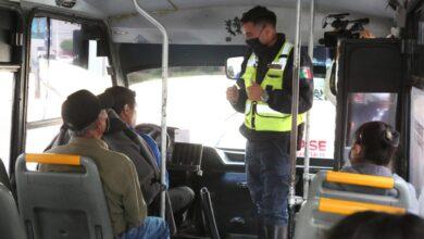 Photo of Mantiene personal de Tránsito y Movilidad de SSP acciones preventivas contra COVID-19