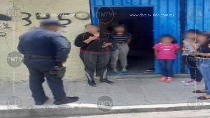 """Cinco niñas escapan por un par de horas de una """"Casa Hogar"""" de Morelia"""