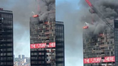 Photo of ¡Otro más! Este jueves se incendia torre del World Trade Center en Bélgica