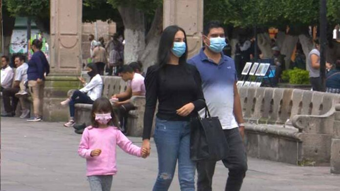 Supera Michoacán los 21 mil contagiados de Covid-19