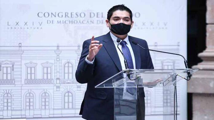 Impulsa Arturo Hernández medidas económicas para lograr una nueva realidad para las familias michoacanas