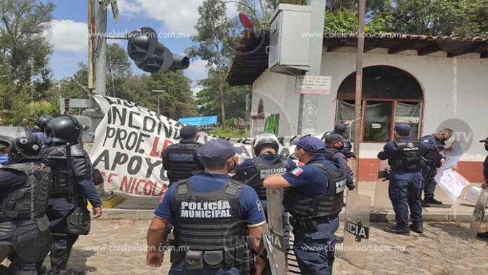 FGR inicia carpeta ante bloqueos férreos en Michoacán