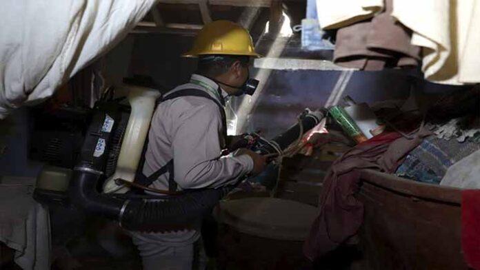 Este fin de semana podrían reanudarse jornadas de sanitización contra el Dengue en Morelia