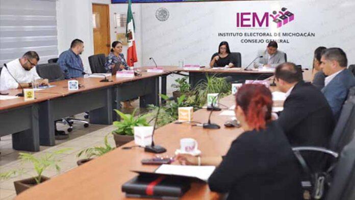 Arranca el proceso electoral en Michoacán