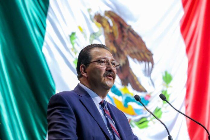 Hace dos años, México eligió sepultar el rostro más cruel de la globalización neoliberal; dip. Reginaldo Sandoval