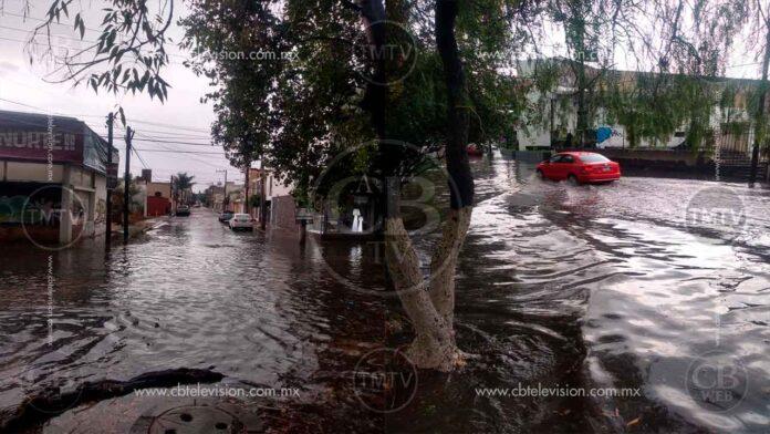 Se esperan lluvias puntuales fuertes para Michoacán, con riesgo de desborde de ríos