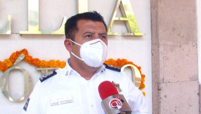 Fin de semana de operativos policiales en panteones de Morelia
