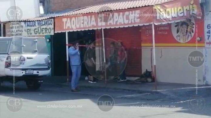 Ejecutan a un hombre en la avenida El Quinceo