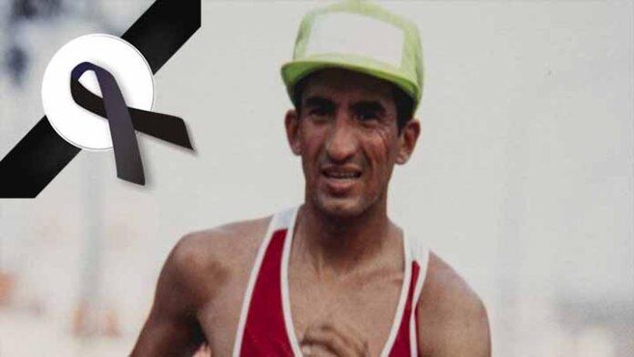 Muere a los 61 años el marchista, Ernesto Canto