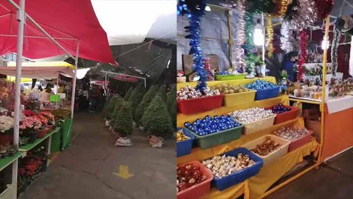No habrá fiestas Guadalupanas, pero sí bazar Navideño en el Independencia, se instalarán más de 500 comerciantes de temporada