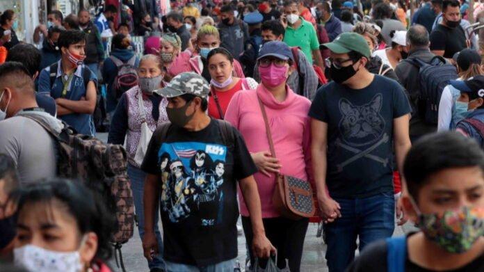 México llega a más de 105 mil defunciones por coronavirus