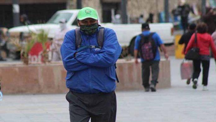 Seguirán las bajas temperaturas en Michoacán