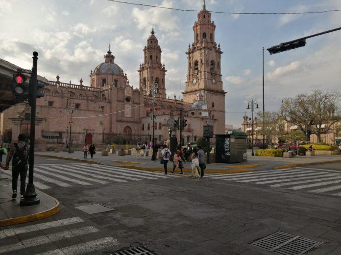Este viernes Michoacán reportó 29 defunciones y 385 nuevos contagios por Covid-19