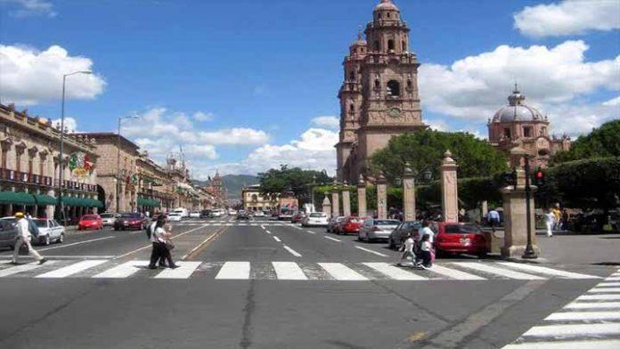 Michoacán se mantiene en semáforo naranja a nivel nacional por casos de Covid-19