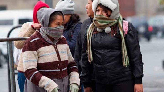 Se esperan temperaturas mínimas de 0 a 5 grados en Michoacán