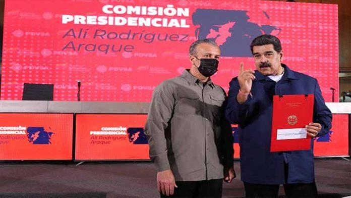 Maduro propone que Venezuela suministre gas a México