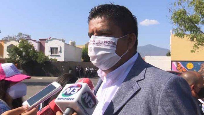 Bomberos de Morelia recibirán segundo dosis anti Covid-19 el 18 de marzo
