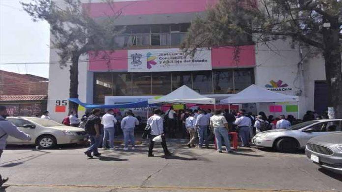 """""""Toma en la JLCA es una cortina de humo"""", afirma sindicato mayoritario del ICATMI"""