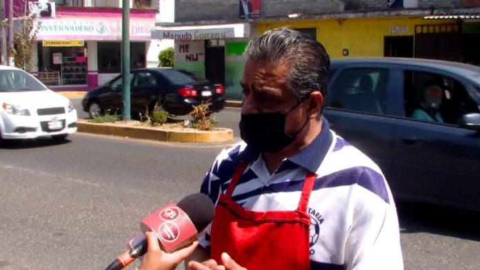 Vecinos y comerciantes de Periodismo inconformes con proceso de construcción de puente a desnivel