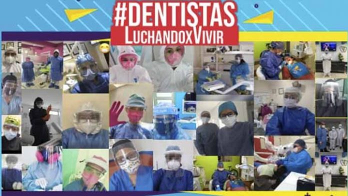Dentistas piden se les aplique la vacuna contra Covid-19