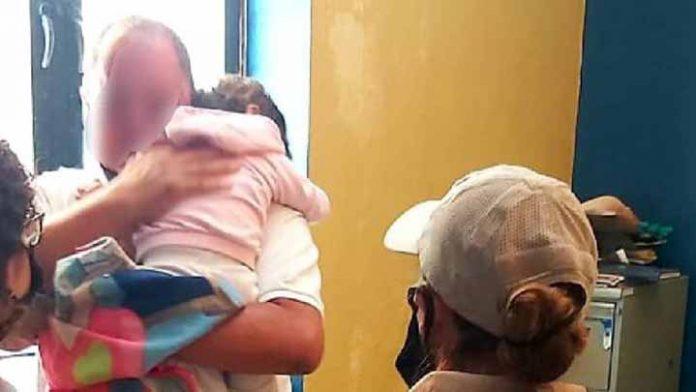 Localizan con vida a Julia niña de un año de edad reportada como desaparecida