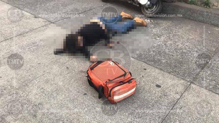 En Uruapan matan fémina a balazos en Viernes Santo