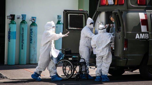 México registró 34 muertes por Covid-19 en las últimas 24 horas