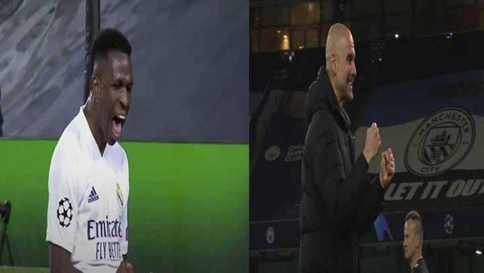 Real Madrid y Manchester City toman ventaja en la ida de los cuartos de final de la Champions League