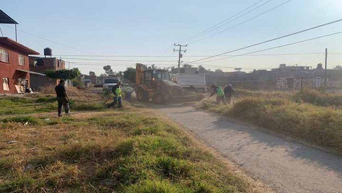 Retiran 30 toneladas de basura en col. Ignacio Zaragoza, pero ¿Y el resto?
