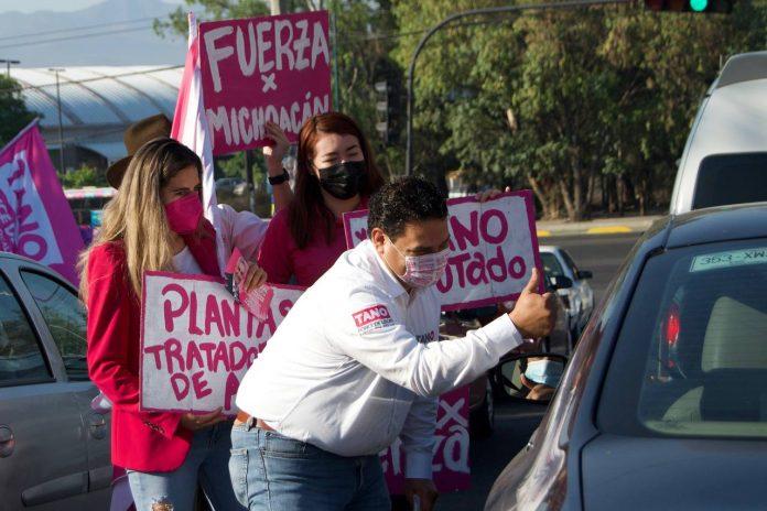 Tano Ponce de León, un candidato cercano a la ciudadanía