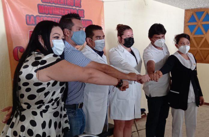 Médicos y enfermeras piden a candidatos mejores propuestas para resolver la problemática de salud